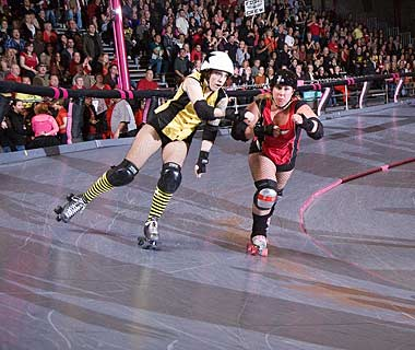 Los Angeles Derby Dolls