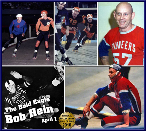 Roller Derby Hall Of Fame LA T Birds Members