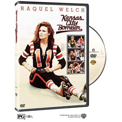Kansas City Bomber movie DVD
