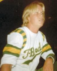 Los Angeles Thunderbird Scott Stephens