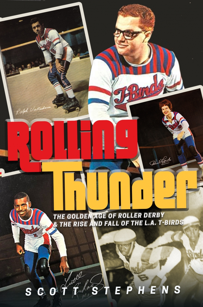 Cover - Rolling Thunder Book